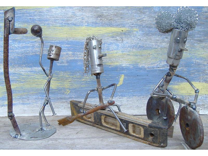 River Clay artist Charlie Henson