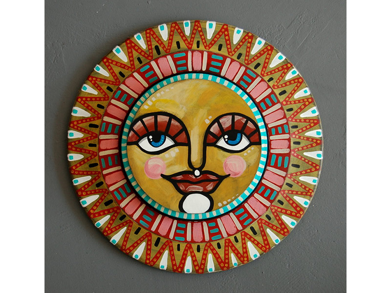 River Clay artist Fawne Derosia