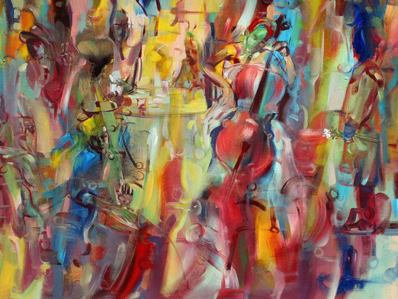 River Clay artist Zeinu Mudeser