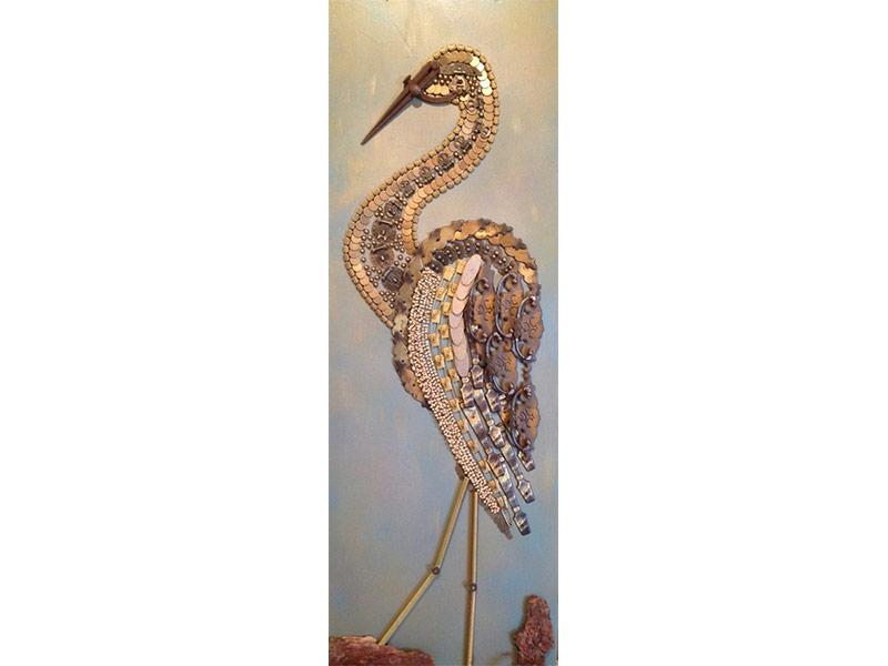 River Clay artist Sandra Castor