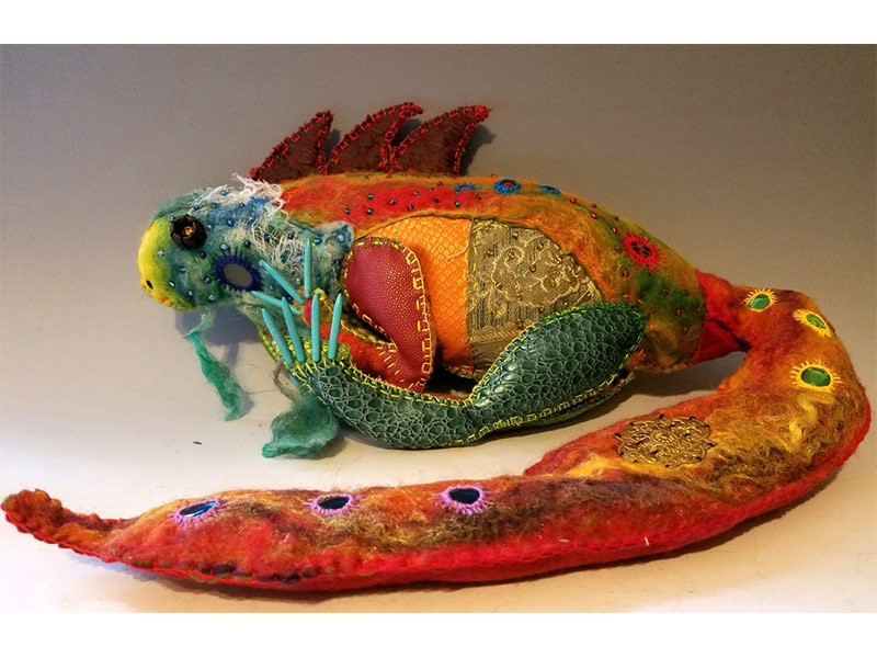 River Clay artist Suzanne Ens