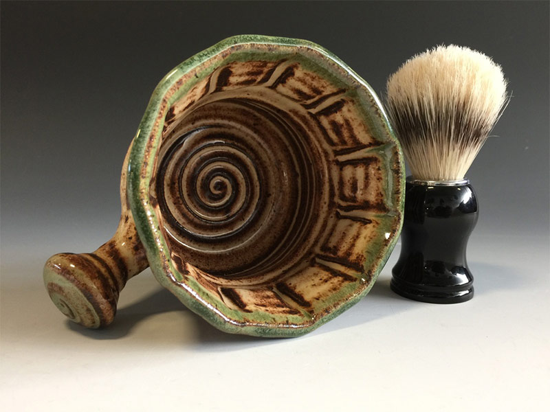 River Clay artist Robert Steiger