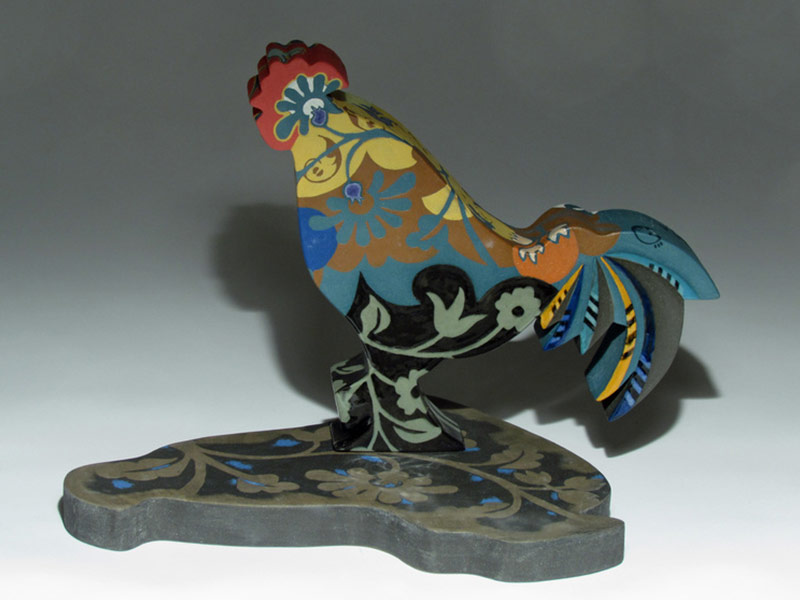 River Clay artist Colleen Williams