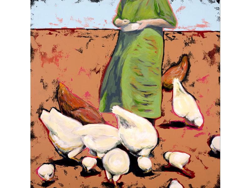 River Clay artist Michelle Mardis
