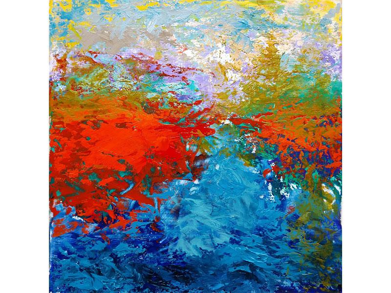 River Clay artist Eric Bagwell
